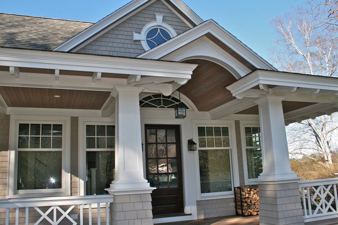 Shingle and Cottage Style Architecture
