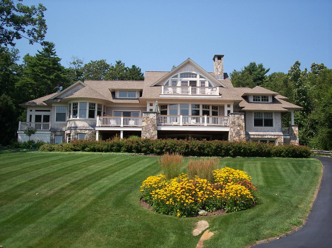 Shingle Style Architecture of New England